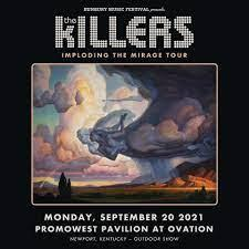Credit: The Killers